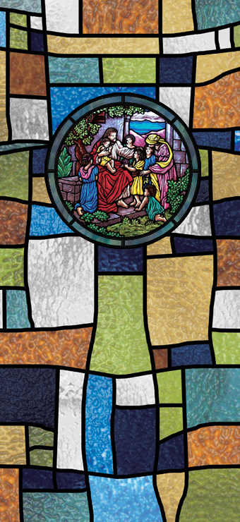 church window film