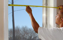 Measuring for your decorative window film